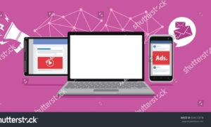 stock-vector-online-advertising-in-laptop-and-mobile-gadget-634572878